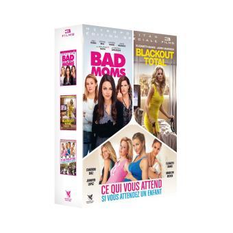 Comedies/coffret 2/coffret 3 films/bad moms/blackout total