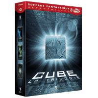 CUBE-COFFRET TRILOGIE-3 DVD-VF