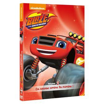 Blaze et les Monstres MachinesBlaze et les Monstres Machines Volume 2 La course contre la montre ! DVD