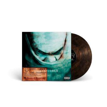 The Sickness - LP Clear & Black Vinil 12''