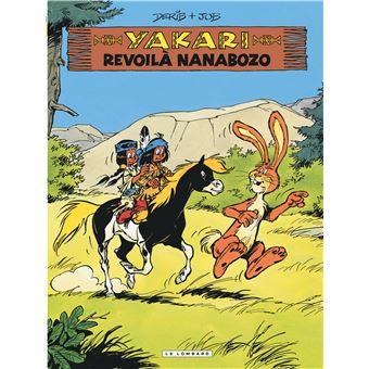 livre bd yakari