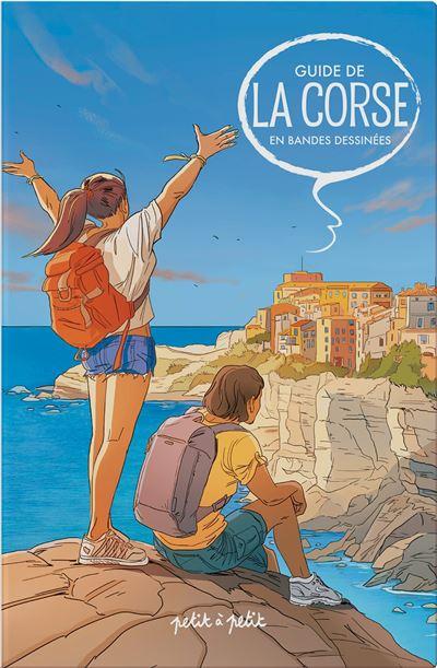 Guide de la Corse en bande dessinée