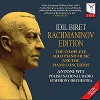 Rachmaninov Edition The Complete Solo Piano Music and The Piano Concerto Coffret
