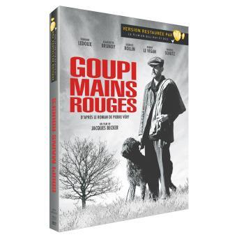 Goupi mains rouges Digipack Combo Blu-ray + DVD