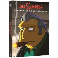 Les Simpson Saison 18 DVD