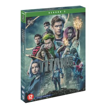 TitansTitans Saison 2 DVD