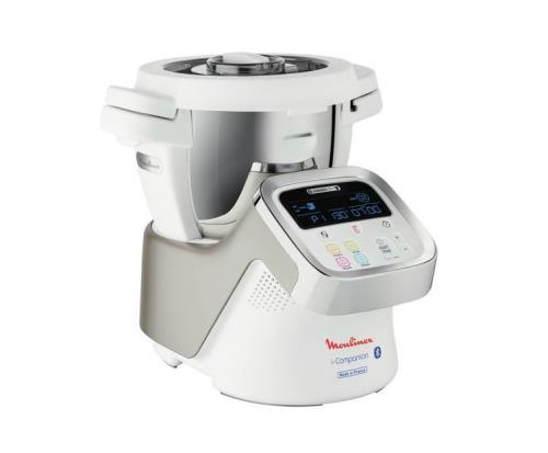Robot cuiseur connecté Moulinex i-Companion HF900110