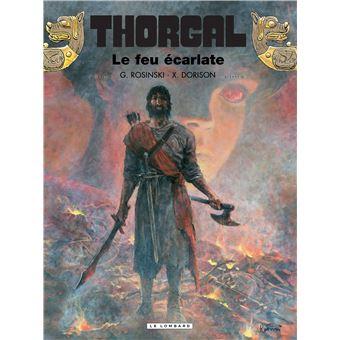 ThorgalLe feu écarlate
