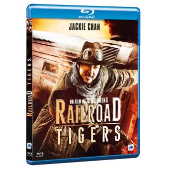 RAILROAD TIGERS-FR-BLURAY