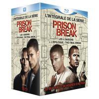 Prison Break - Coffret intégral des Saisons 1 à 4 + L'épilogue - Blu-Ray