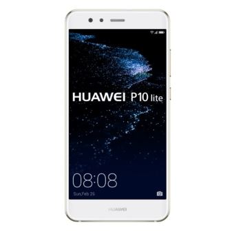 Huawei P10 Lite White+SD-Card- 32 GB