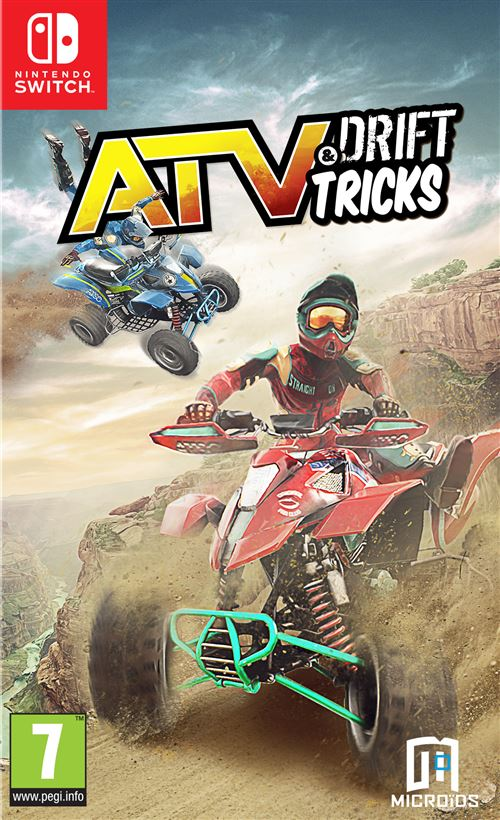 ATV Drift and Tricks Nintendo Switch