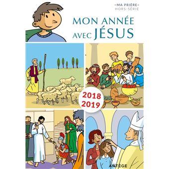 Mon année avec Jésus 2018-2019