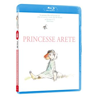 PRINCESSE ARETE-BLURAY-FR