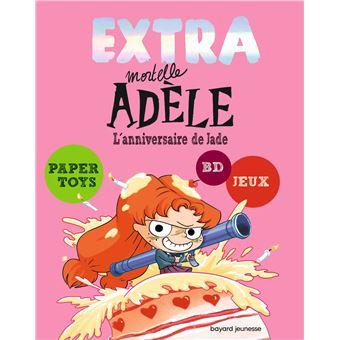 Mortelle AdèleL'anniversaire de Jade