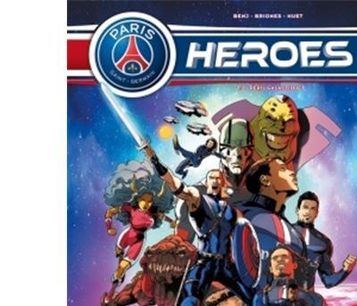 Paris Saint-Germain Heroes