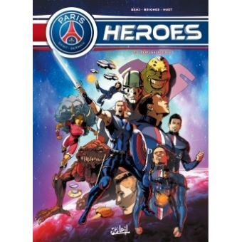 PSG heroes - PSG heroes, T2