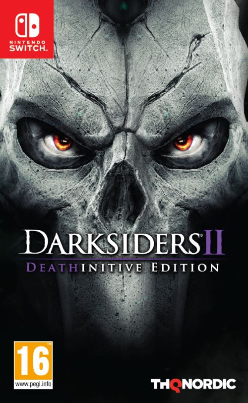 Darksiders II Deathinitive Edition Nintendo Switch