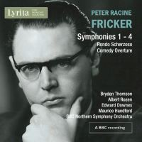 Symphonies numbers 1 to 4