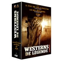 WESTERNS DE LEGENDES 2-4 DVD-VF