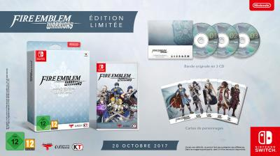 Fire Emblem Warriors Edition Collector Nintendo Switch