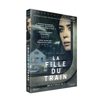 La fille du train DVD