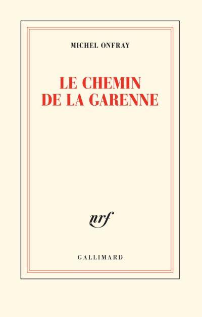 Le chemin de la Garenne - 9782072872136 - 8,49 €