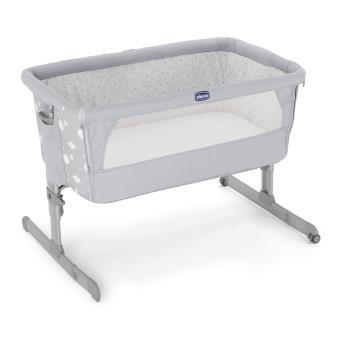 berceau next 2 me chicco gris produits b b s fnac. Black Bedroom Furniture Sets. Home Design Ideas