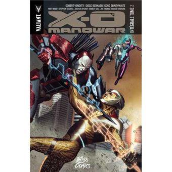 X-O ManowarX-O Manowar