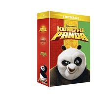 Coffret Kung Fu Panda L'intégrale 1 à 3 DVD