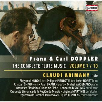COMPLETE FLUTE MUSIC VOLUME 7/10