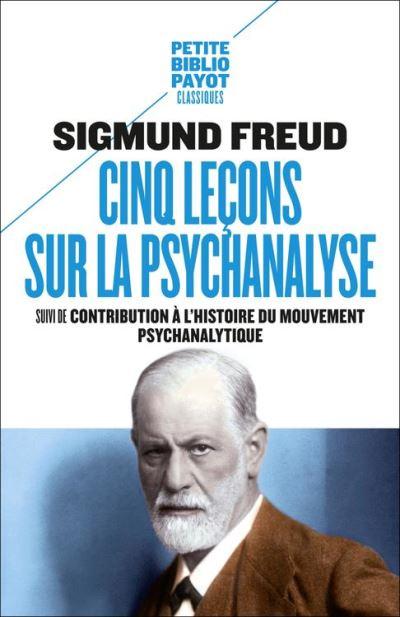 Cinq leçons sur la psychanalyse - 9782228909266 - 4,99 €
