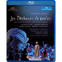 Les Pêcheurs de perles - Blu-ray