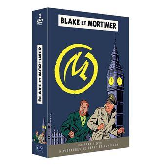 Blake et MortimerBLAKE ET MORTIMER-FR