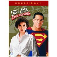 Loïs et Clark, les nouvelles aventures de Superman Saison 4 DVD