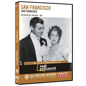 San Francisco Exclusivité Fnac DVD