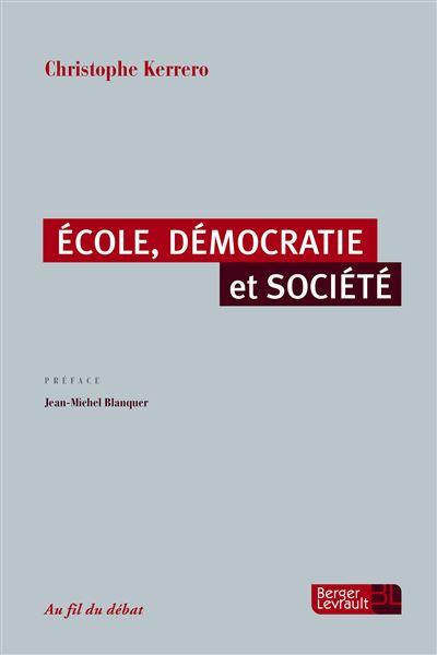 Ecole et democratie