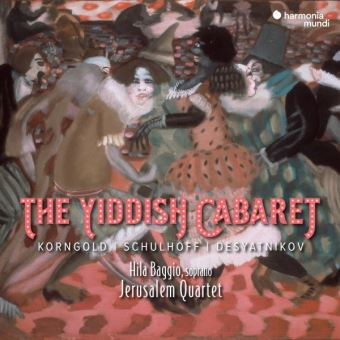 YIDDISH CABARET