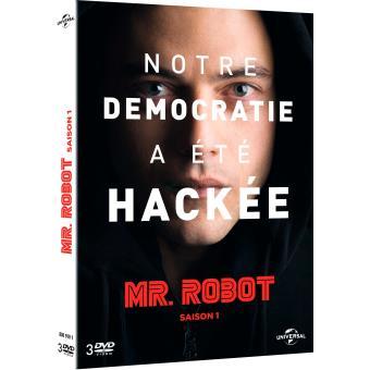 Mr. RobotMr. Robot Saison 1 DVD