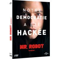 Mr. Robot Saison 1 DVD