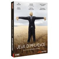 Jeux d'influence DVD