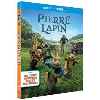 Pierre LapinPierre Lapin Blu-ray