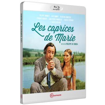 CAPRICES DE MARIE-FR-BLURAY