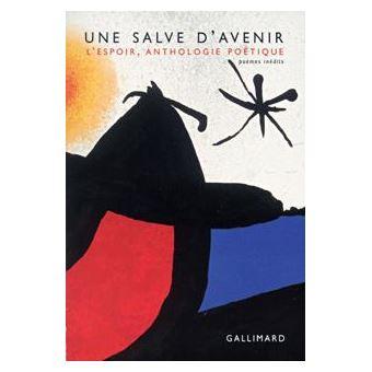 Une Salve Davenir Lespoir Anthologie Poétique