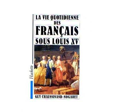Les francais sous louis xv