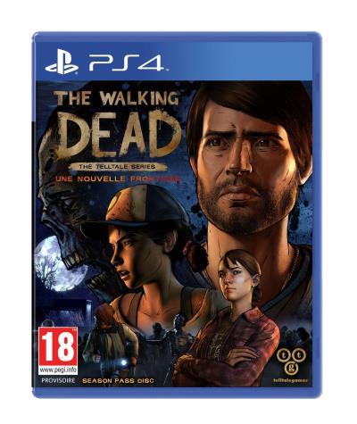 The Walking Dead : Une nouvelle frontière PS4
