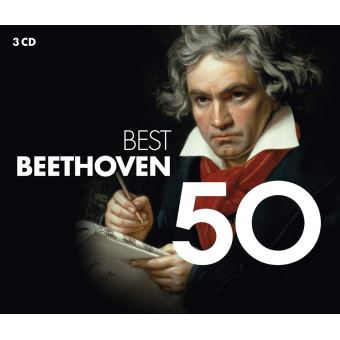 50 BEST BEETHOVEN/3CD