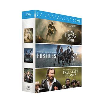 Coffret Aventure 3 films Blu-ray