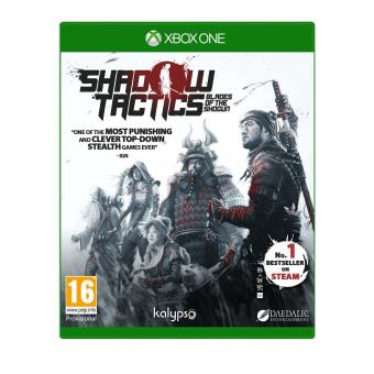 SHADOW TACTICS BLADES OF THE SHOGUN MIX XONE