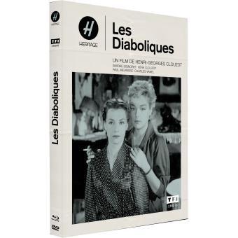 Les Diaboliques Blu-ray